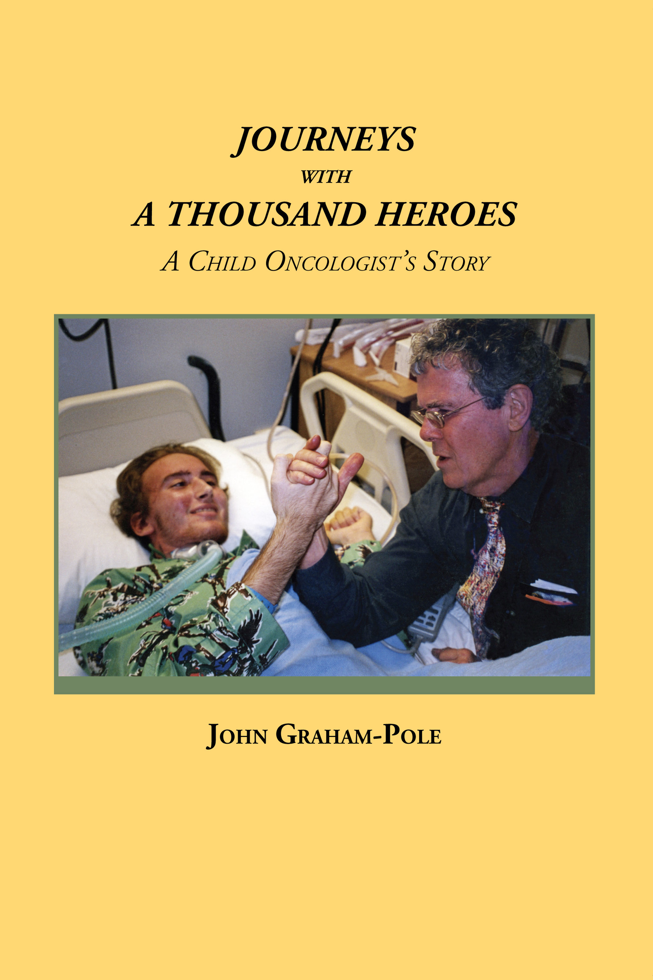 Journeys with 1000 Heroes, Arts in Health Pioneer Publishes Memoir