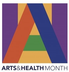 It's International Arts in Health Month!