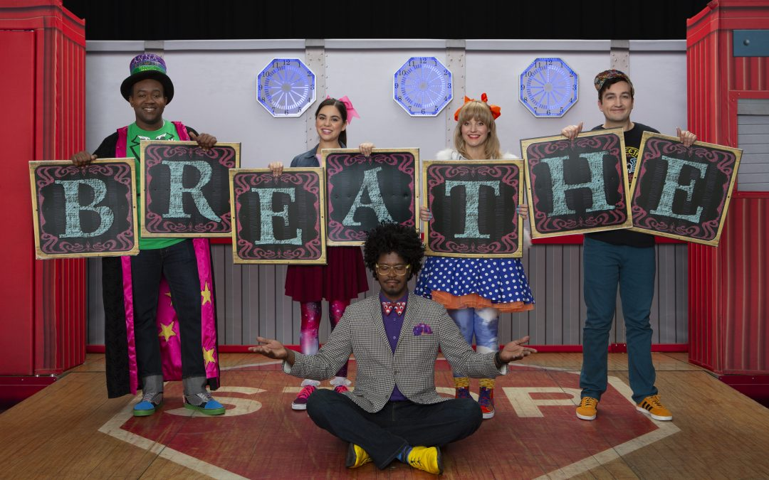 Using Theatre to Inspire Students Make Healthy Choices