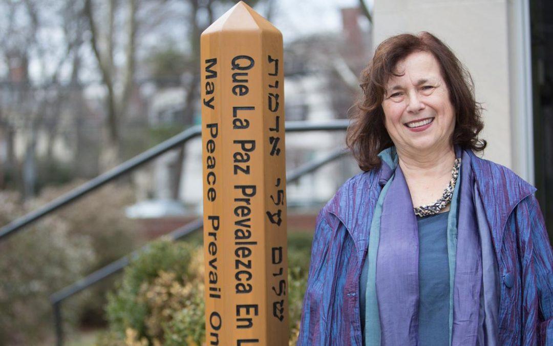 Lesley University Professor Dr. Vivien Marcow Speiser awarded Senior Scholar Fulbright