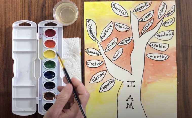 Free Watercolor Activity with Artist-in-Residence, Valerie Hanks