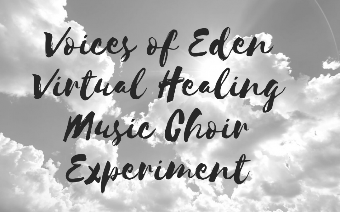Virtual Healing Music Choir Experiment Proves to be an Ideal Stress Relief Tool
