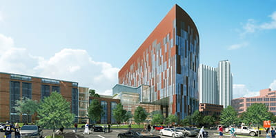 Call for Artists – UPMC Vision and Rehabilitation Tower at UPMC Mercy